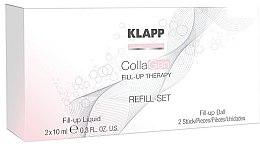 Profumi e cosmetici Set - Klapp CollaGen Fill-Up Therapy Refill Set