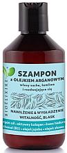 Profumi e cosmetici Shampoo per capelli secchi e fragili con argan - Bioelixire Shampoo