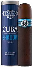 Profumi e cosmetici Cuba Shadow - Eau de toilette
