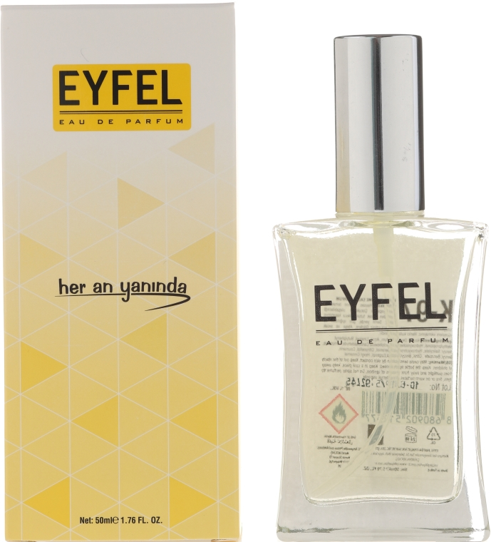 Eyfel Perfume K-97 Madmasel - Eau de Parfum