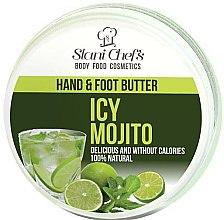 Profumi e cosmetici Burro per mani e piedi - Hristina Stani Chef's Hand And Foot Butter Icy Mojito