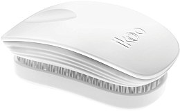 Profumi e cosmetici Pettine - Ikoo Pocket White Brush
