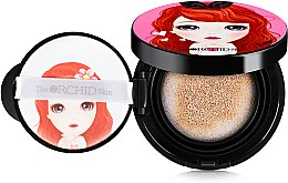 Profumi e cosmetici Cushion + ricarica sostituibile - The Orchid Skin Flower Smart Cushion Mochi SPF50/PA+++