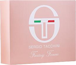 Profumi e cosmetici Sergio Tacchini Fantasy Forever - Set (edt/50ml + bag/1pc)