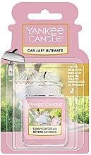 Profumi e cosmetici Deodorante per auto - Yankee Candle Car Jar Ultimate Sunny Daydream