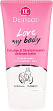 Profumi e cosmetici Balsamo corpo - Dermacol Love My Body Balm