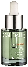 Olio viso - Caudalie VineActiv Overnight Detox Oil — foto N1