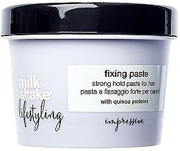 Profumi e cosmetici Cera per capelli - Milk Shake Lifestyling Lifestyling Fixing Paste