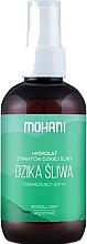 Profumi e cosmetici Idrolato - Mohani Natural Spa Plum Hydrolate