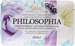 """Profumi e cosmetici Sapone """"Detox"""" - Nesti Dante Philosophia Soap"""