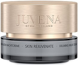 Profumi e cosmetici Crema viso ringiovanente, da notte - Juvena Rejuvenate Delining Night Cream Normal to Dry Skin