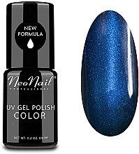 Profumi e cosmetici Smalto-gel ibrido - NeoNail Professional UV Gel Polish Color Cat Eye