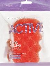 Profumi e cosmetici Spugna da bagno-peeling - Suavipiel Active Esponja Extra Peeling