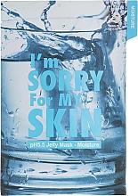 Profumi e cosmetici Maschera viso - Ultru I'm Sorry For My Skin pH5.5 Jelly Mask Moisture