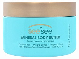 Profumi e cosmetici Olio corpo - See See Mineral Body Butter