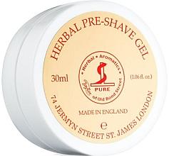 Profumi e cosmetici Gel pre-barba - Taylor of Old Bond Street Herbal Pre-Shave Gel