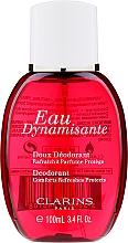 Profumi e cosmetici Clarins Eau Dynamisante - Deodorante