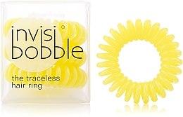 Profumi e cosmetici Elastici a spirale per capelli - Invisibobble Submarine Yellow