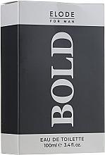 Profumi e cosmetici Elode Bold - Eau de toilette