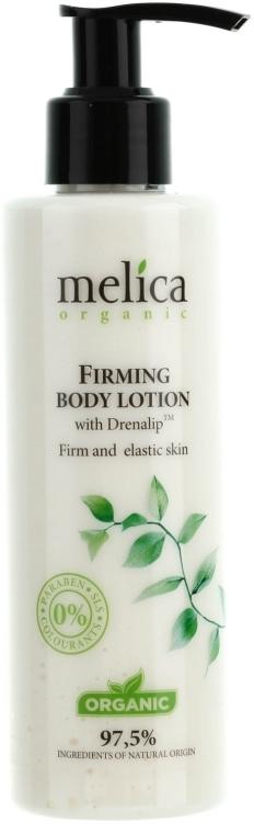 Latte corpo con Drenalip TM - Melica Organic Firming Body Lotion
