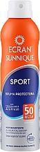 Profumi e cosmetici Spray solare - Ecran Sun Lemonoil Sport Spray Invisible SPF50