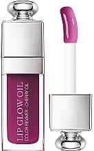 Profumi e cosmetici Olio labbra nutriente - Dior Lip Glow Oil