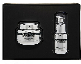 Profumi e cosmetici Set - Fontana Contarini Platinum Gift Set (ser/30ml + cr/50ml)