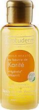 Profumi e cosmetici Olio per pelle e capelli con burro di karité - Evoluderm Huiles de Beaute Beauty Oil With Shea