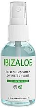 Profumi e cosmetici Acqua rinfrescante per viso e corpo - Ibizaloe Sky Water Aloe Vera