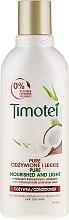 Profumi e cosmetici Balsamo per capelli - TimoteiPure Nourished And Light Conditoner