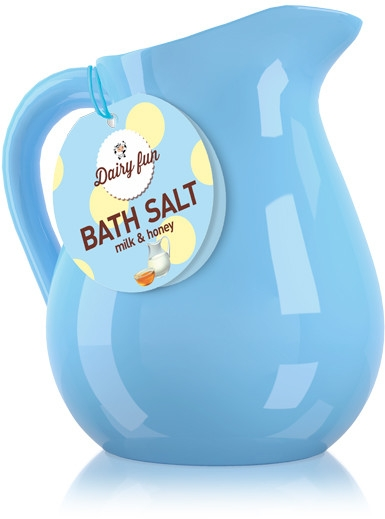 "Sale da bagno ""Latte e Miele"" - Delia Dairy Fun Bath Salt"