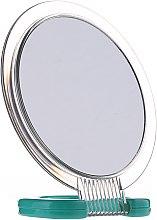 Profumi e cosmetici Specchietto cosmetico, 5077, verde - Top Choice