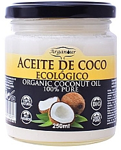 Profumi e cosmetici Olio di cocco organico - Arganour Coconut Oil