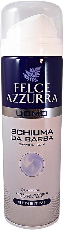 Schiuma da barba - Felce Azzurra Men Sensitive Shaving Foam