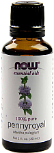 Profumi e cosmetici Olio essenziale di mentuccia - Now Foods Essential Oils 100% Pure Pennyroyal