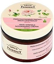 "Profumi e cosmetici Crema viso ""Rosa"" - Green Pharmacy Anti-Wrinkle Vanishing Cream"