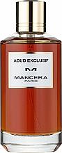 Profumi e cosmetici Mancera Aoud Exclusif - Eau de parfum