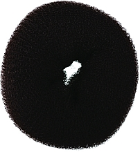 Profumi e cosmetici Ciambella per chignon, 60 g, nero - Lila Rossa