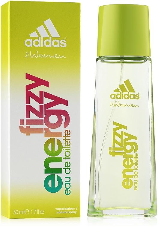 Adidas Fizzy Energy - Eau de toilette