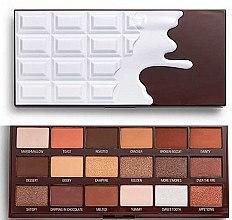 Profumi e cosmetici Palette ombretti - I Heart Revolution Chocolate Eyeshadow Palette Chocolate Smores