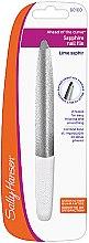Profumi e cosmetici Lima d'argento per unghie - Sally Hansen Sapphire Nail File