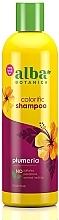 "Profumi e cosmetici Shampoo ripristinante ""Plumeria"" - Alba Botanica Natural Hawaiian Shampoo Colorific Plumeria"