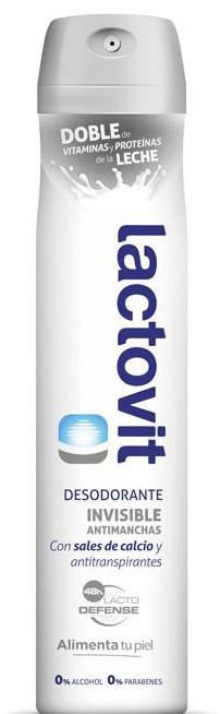 Deodorante-spray - Lactovit Invisible Deodorant Spray