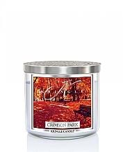 Profumi e cosmetici Candela profumata in barattolo - Kringle Candle Crimson Park