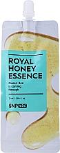 Profumi e cosmetici Essenza viso nutriente con estratto di miele - SNP Royal Honey Essence