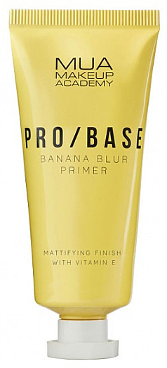 Primer viso opacizzante - Mua Pro/ Base Banana Blur Primer