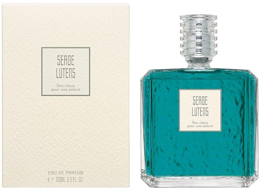 Serge Lutens Des Clous Pour Une Pelure - Eau de parfum — foto N1