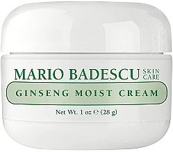 Profumi e cosmetici Crema viso idratante - Mario Badescu Ginseng Moist Cream