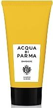 Profumi e cosmetici Shampoo da barba - Acqua Di Parma Barbiere