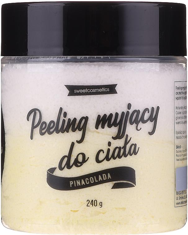 "Peeling corpo ""Pina Colada"" - Lalka — foto N1"